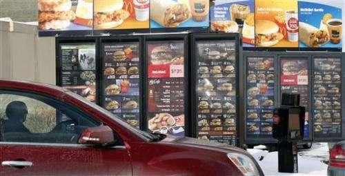 Fast-food resolution: Transform junk food image
