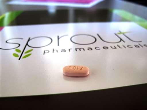 FDA panel backs female libido pill, under safety conditions
