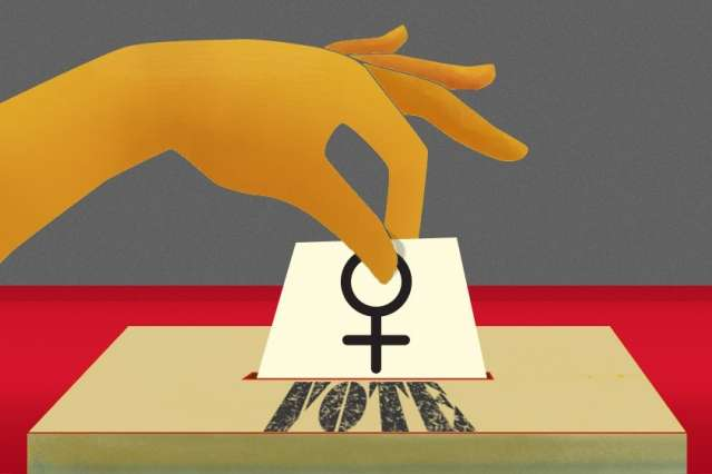 Fielding more female candidates helps political parties gain votes, says study