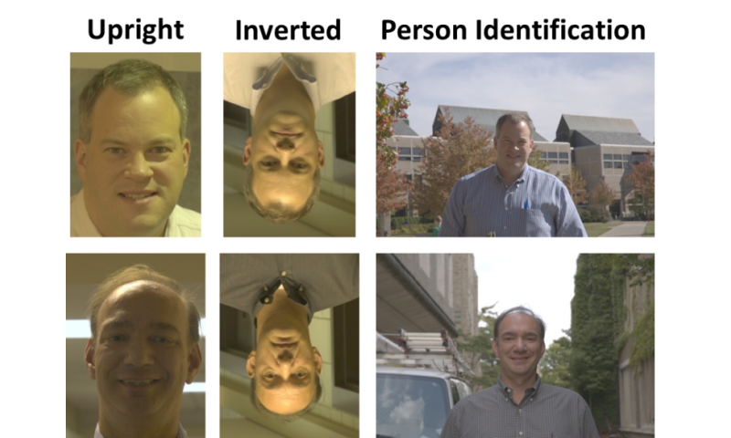 Forensic examiners pass the face matching test