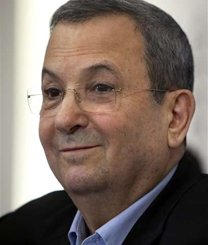 Former Israeli premier Barak joins biometric start-up