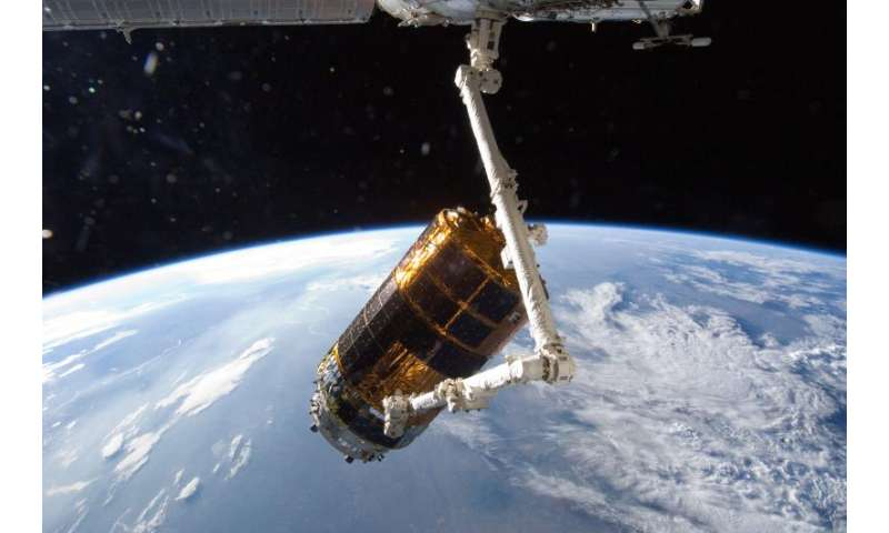 Foul weather forecast delays launch of Japanese cargo ship to space station