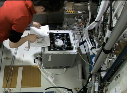 Fresh supplies and experiments delivered to ISS