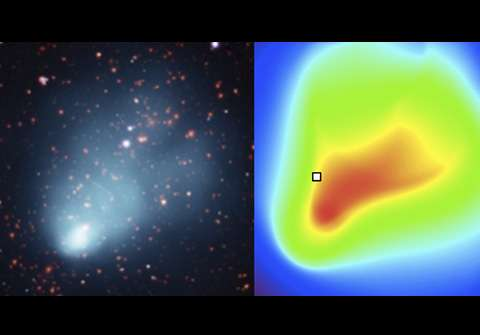 Fresh theories about dark matter
