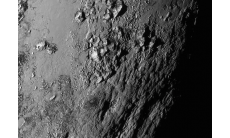 From mountains to moons—multiple discoveries from NASA's New Horizons Pluto mission