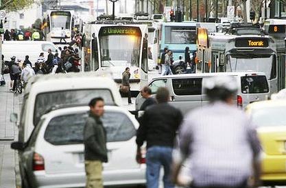 'Future Mobility Sensing'—better travel data for a smarter city