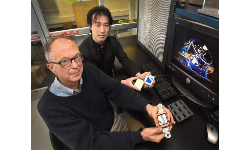 Galaxy-gazing telescope sensors pass important vision tests
