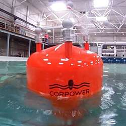 Gear technology helps lower cost of wave energy farming