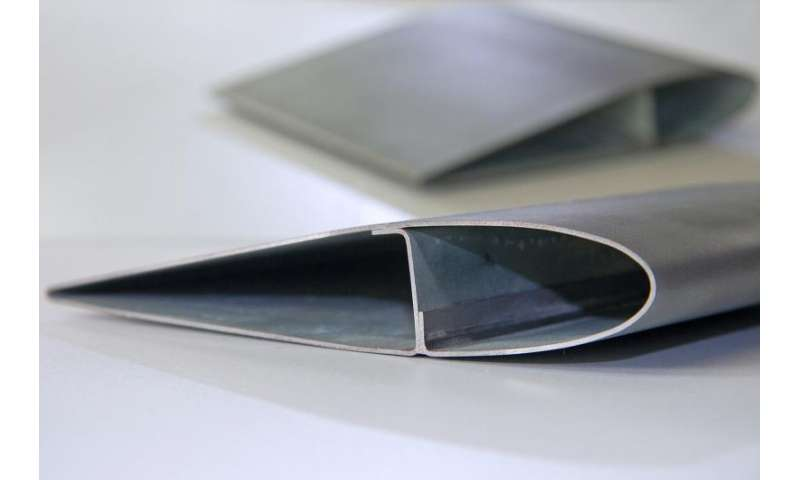 Generating eco-friendly power with metal rotor blades