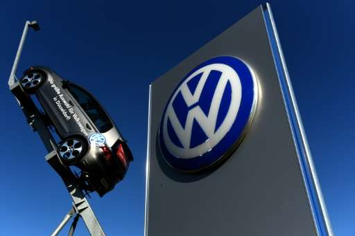 German Environment Minister Barbara Hendricks recently complained the billions of euros VW could potentially face in fines &quot
