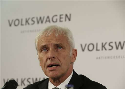German order triggers recall of 8.5M VW cars in Europe