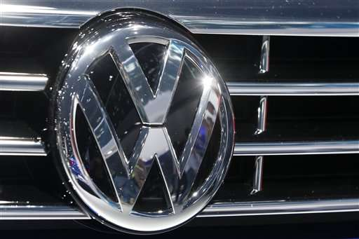 Germany's VW: New C02 problems with 800,000 vehicles
