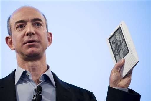 Glance: Amazon's 20 bets in 20 years