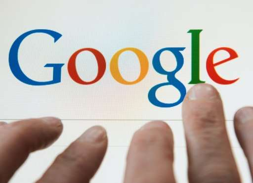 Google accounts for 90 percent of the online search market in Europe