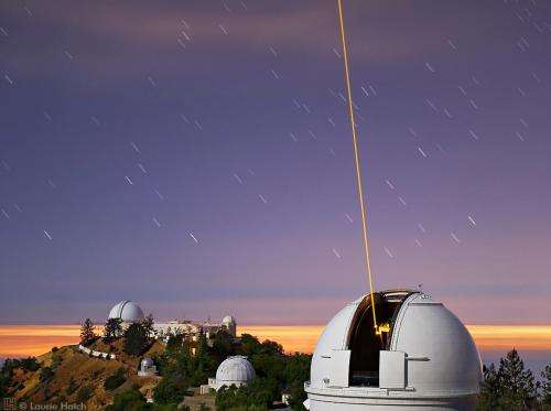 Google gives University of California's Lick Observatory $1 million