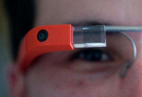 Google in January halted sales of its Internet-linked eyewear Glass but insisted the technology would live on in a future consum