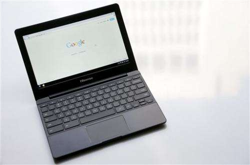 Google, Microsoft battle drives down prices for PCs, tablets