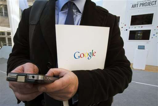 Googling on mobile devices surpasses PCs in US for first time