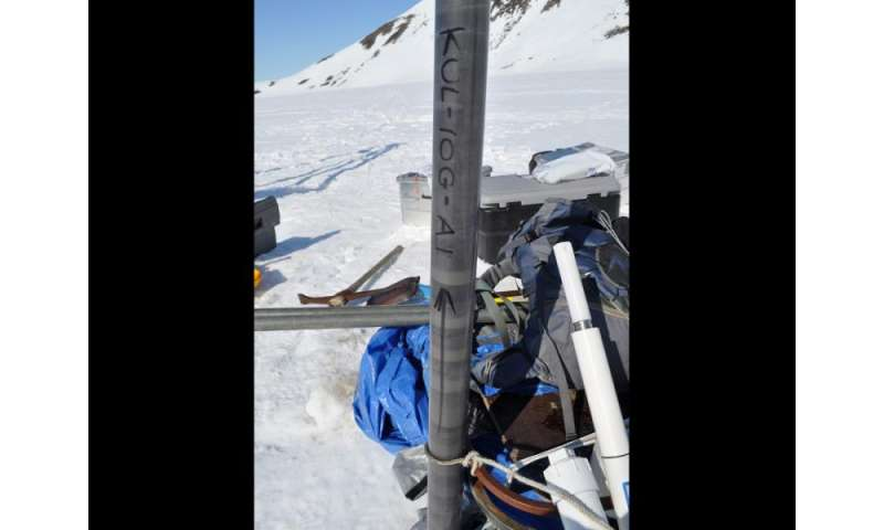 Greenland glaciers retreating faster than any time in past 9,500 years