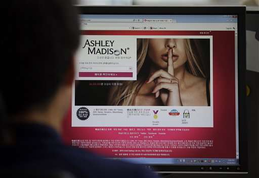 Hackers: We've exposed millions who use cheating website (Update)