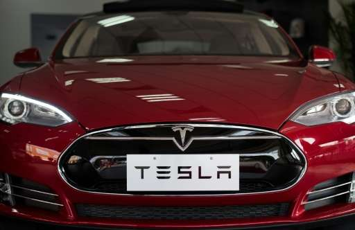High-tech electric car maker Tesla has recruited talent to protect against cyber attacks
