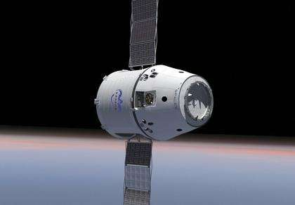 High-tech hardware supporting biomedical experiments launches to space station