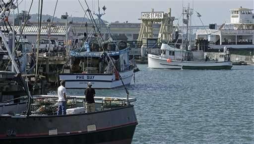 High toxin level delays California crab season