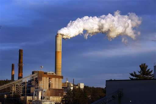 House GOP targets Obama climate plan for US power plants