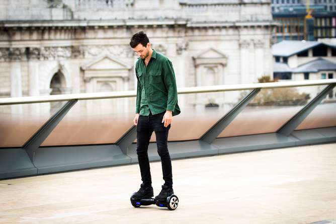 Hoverboards and health—how good for you is this year's hottest trend?