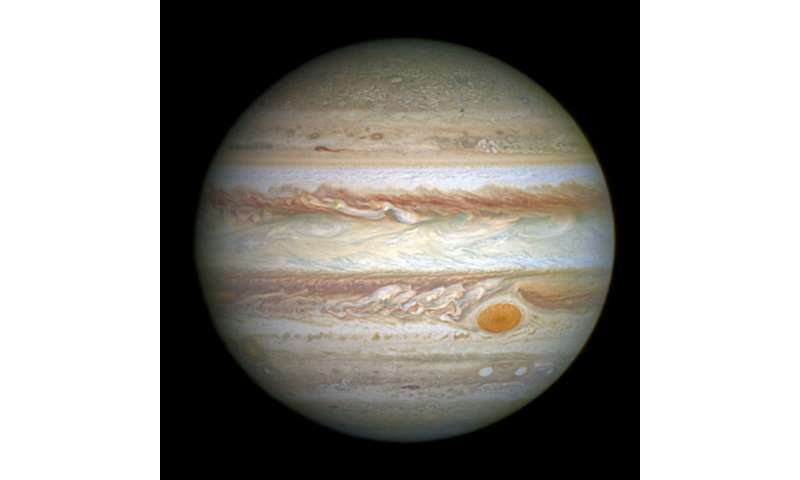 How did Jupiter and Saturn form? The answer may lie with the humble pebble