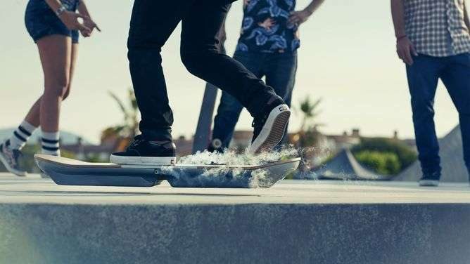 How does the Lexus hoverboard actually work? A scientist explains
