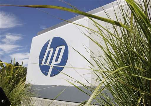 HP to jettison up to 30,000 jobs as part of spinoff