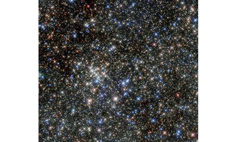 Hubble Uncovering the Secrets of the Quintuplet Cluster