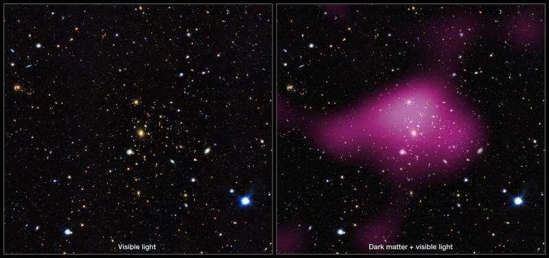 Huge new survey to shine light on dark matter