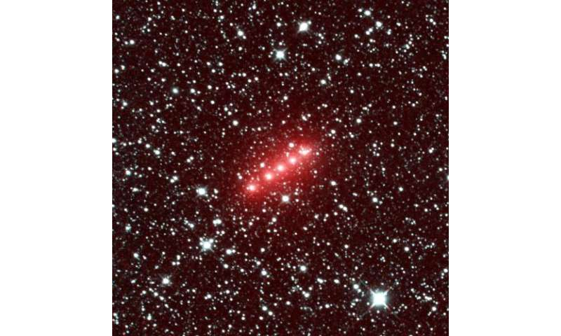 Image: NASA's NEOWISE captures Comet C/2014 Q2 (Lovejoy)
