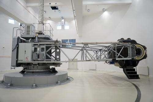 Image: Polish human centrifuge