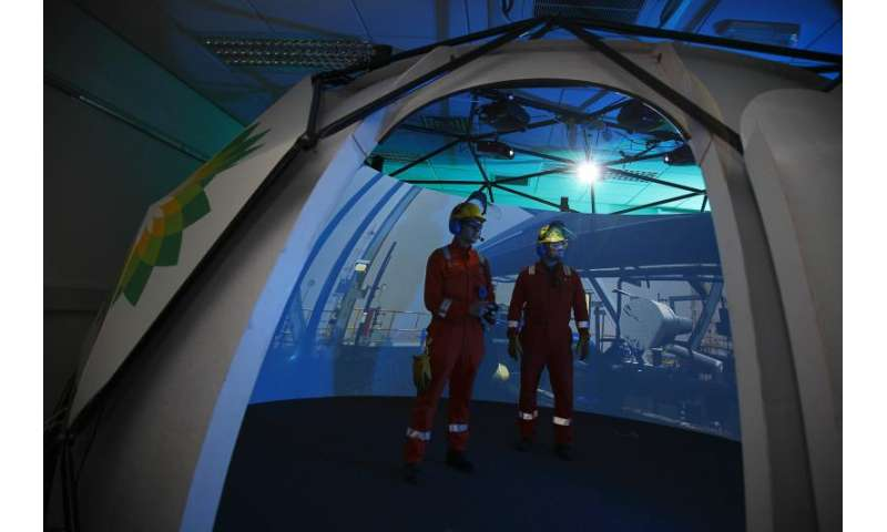 Immersive 3D training experience unveiled with potential to transform the chemical engineering industry