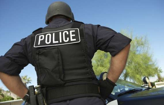 Increased reports of officer misconduct associated with larger police departments