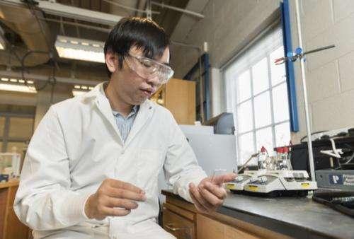Inexpensive, efficient bi-metallic electrocatalysts may open floodgates for hydrogen fuel