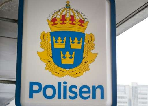 In Sweden violent theft is punishable by up to six years in prison