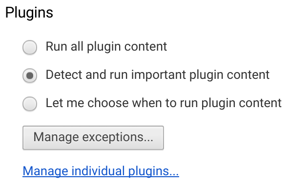 Intelligent Flash pause in Chrome update will improve battery life