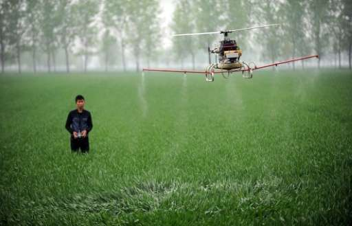 In the first five months of 2015, China exported some 160,000 civilian drones, a jump of 70 percent year-on-year, worth more tha