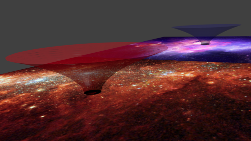 """In theory, the Milky Way could be a """"galactic transport system"""""""