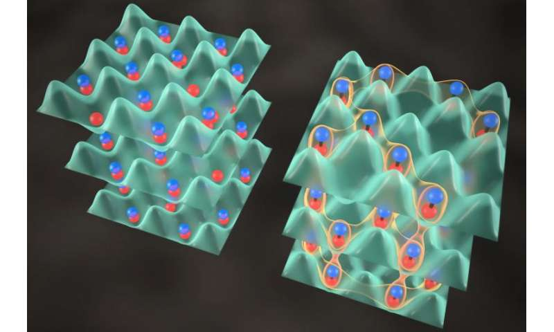 It's a beauty: JILA's quantum crystal is now more valuable