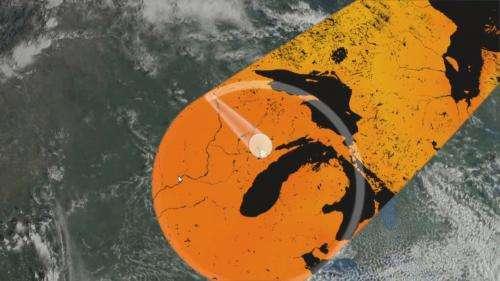 It's 'full spin ahead' for NASA soil moisture mapper