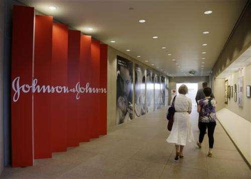 Johnson & Johnson tops 4Q earnings expectations