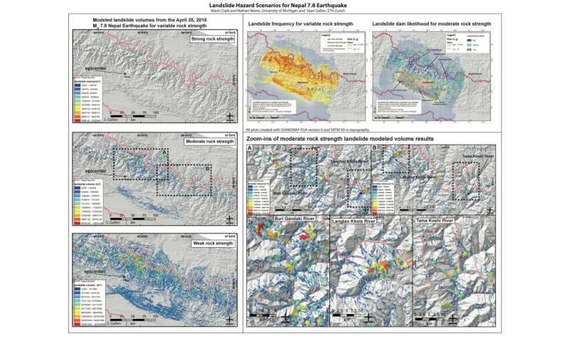 Landslides, mudslides likely to remain a significant threat in Nepal for months