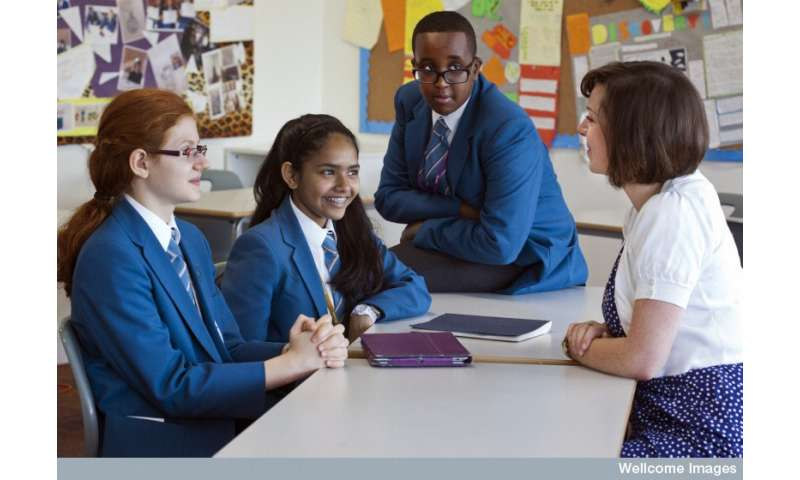 Large-scale trial will assess effectiveness of teaching mindfulness in UK schools