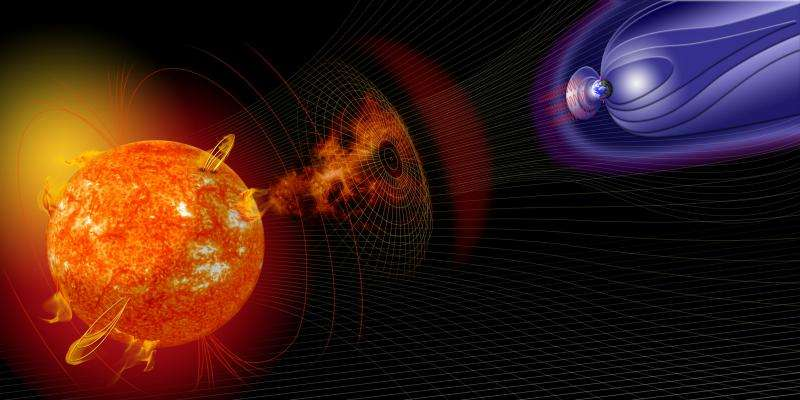 Large solar storms 'dodge' detection systems on Earth