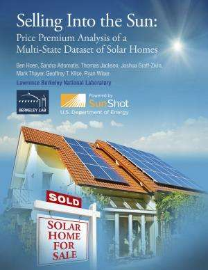 Largest-ever study quantifies the value of rooftop photovoltaics
